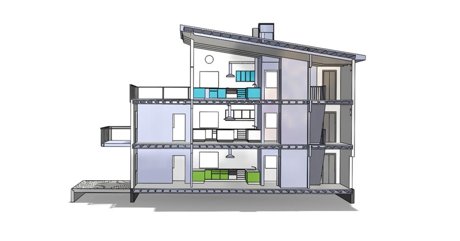 Modularisierung-Bauindustrie-Beispiel